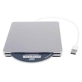 ช่องเชื่อมต่อ usb ในภายนอก DVD Superdrive เขียนซีดีไดรฟ์สำหรับ Apple MacBook Air Pro