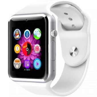 Smart watch นาฬิกาโทรศัพท์อัจฉริยะ รุ่นA1(สีขาว)