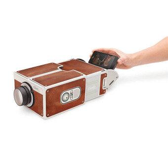 Smartphone Projector 2.0 DIY โปรเจคเตอร์กล่องกระดาษ uyongit