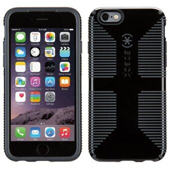 Speck เคส iPhone 6 / 6s Case Squire CandyShell Grip (Black/Slate Grey)