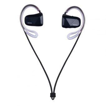 KS Bluetooth earphone หูฟังไร้สายแบบสอดหูสำหรับออกกำลังกาย รุ่น BT-60 (สีดำ)
