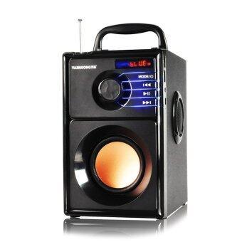 i-Unique Bluetooth speaker ลำโพงขนาดเล็ก รุ่น DP-A11 (สีดำ).