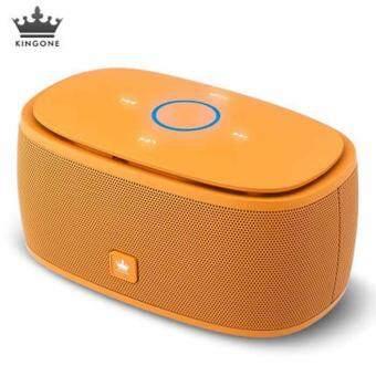 KingOne K5 TouchTone Bluetooth Speaker Super Bass Wireless Speaker ลำโพงบลูทูธ รุ่น K5 TF card Car hands-free microphone speaker