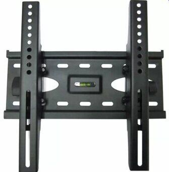ชุดขาแขวนทีวี LCD, LED ขนาด 26-55 นิ้ว TV Bracket แบบติดผนังฟิกซ์ (Black)