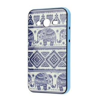 Harga New Elephants PC+TPU Cover Case Skin For Samsung Galaxy Core II 2 G355H - intl