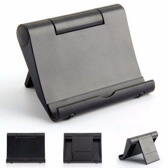 นำเสนอ ที่วางโทรศัพท์มือถือ แท็บเล็ตบนโต๊ะแบบปรับพับได้ สำหรับiPhone iPad check ราคา