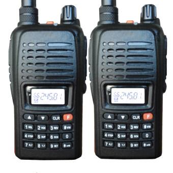 iBettalet วิทยุสื่อสาร รุ่น IC Com แพ็คคู่ (สีดำ)