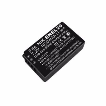 EN-EL20 แบตเตอรี่นิคอน Nikon1 AW1/J1/J2/J3/S1 CoolPix A Battery
