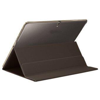 ปกหนังสือเคสบูธสำหรับ Samsung Galaxy Tab S 26.67ซมโกลเด้น