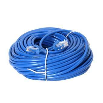 iremax TOP สาย Lan สำเร็จรูปพร้อมใช้งาน ยาว 30 เมตร CAT5e UTP Cable 30m
