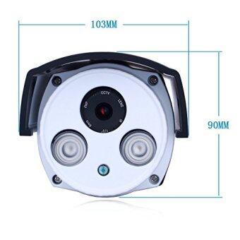 GA กล้องวงจรปิด 1400 TVL รุ่น GCC31 (White) (image 1)