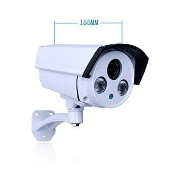 GA กล้องวงจรปิด 1400 TVL รุ่น GCC31 (White) (image 2)