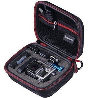 GoPro Smatree SmaCase G75 กระเป๋าใส่กล้องและอุปกรณ์ (Black)