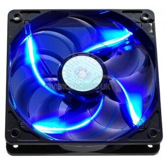 Cooler Master Sickle Flow Blue 12CM FAN CASE พัดลมเคส