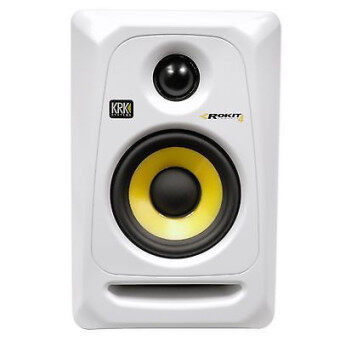KRK ROKIT 4 Generation 3 White (ต่อ 1 คู่)
