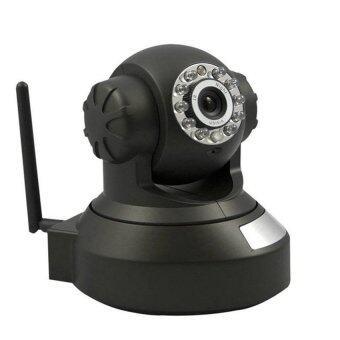 Good Camhi Cam IP Camera WiFi กล้องวงจรปิดไร้สาย (Black)