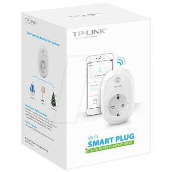 Harga TP-LINK Wi-Fi Smart Plug with Energy Monitoring HS110