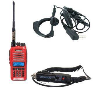 Spender วิทยุสื่อสาร รุ่น 751H 7 วัตต์+ ที่ชาร์จไฟในรถ + ไมค์หูฟัง