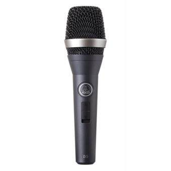 AKG ไมโครโฟนสำหรับเสียงร้อง D5 S Professional dynamic vocal microphone