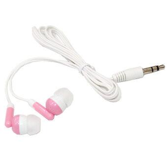 Elit หูฟัง ออกกำลัง แบบสอดหู Sport Earphones (Pink)
