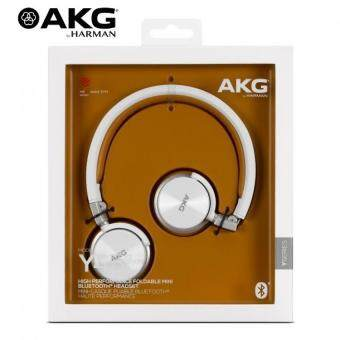 AKG Y45BT White High-Performance