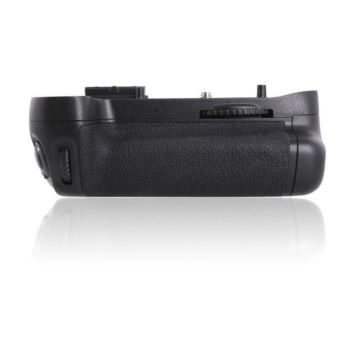 (IMPORT) Meike D7100, Meike MK-D7100 MK D7100 Vertical Battery Grip Holder for Nikon D7100 D7200 replace MB-D15 as EN-EL15 - intl