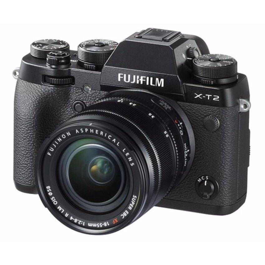 Imported Fujifilm X T2 Kit With 18 55mm Black