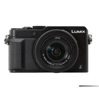 IMPORTED Panasonic Lumix DMC-LX10 Black ...