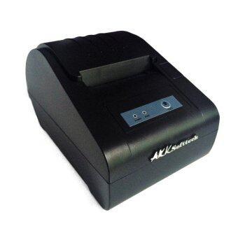 รีวิว เครื่องพิมพ์สลิป ใบเสร็จรับเงิน ใบกำกับภาษีอย่างย่อ รุ่น IN-58B ขนาด 58 มม.(สีดำ)