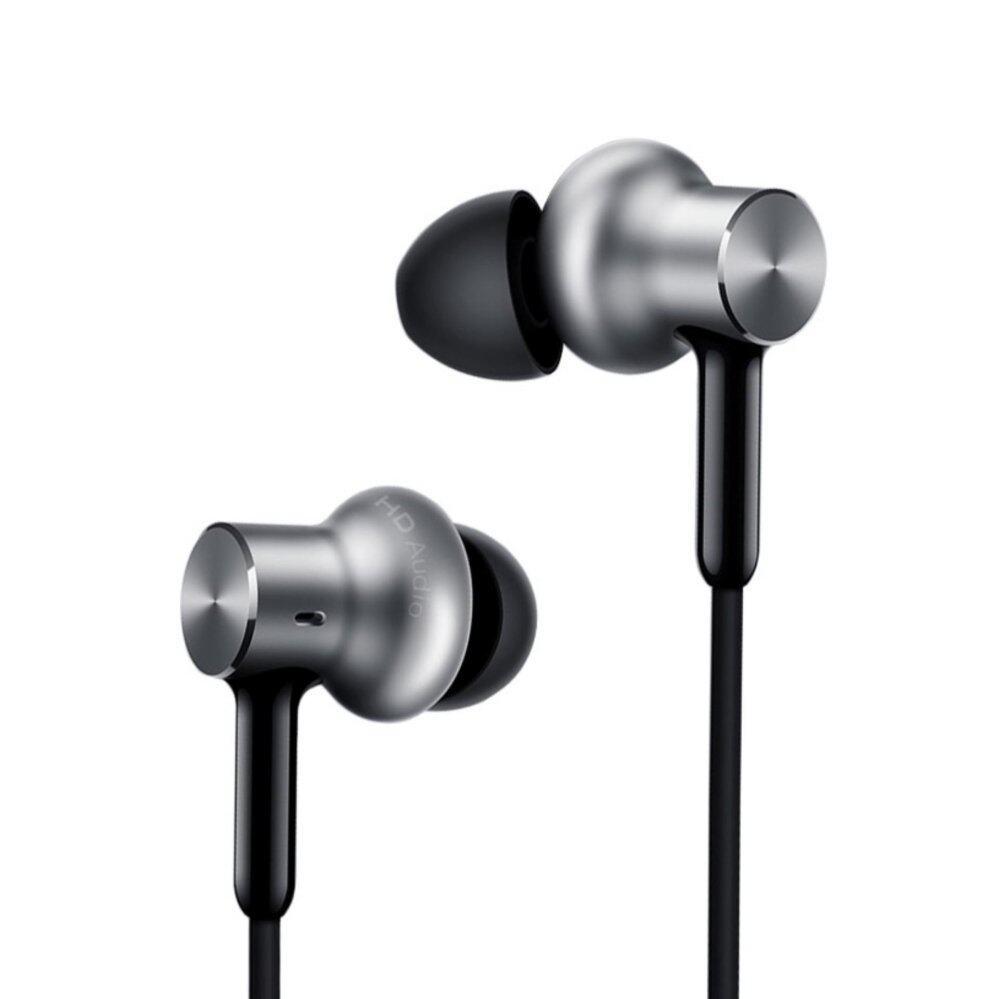 In Stock Original Xiaomi หูฟังไฮบริด Mi ผสม Piston Pro หูฟังแบบใส่หูสำหรับ Xiaomi Mi Mix 5 วินาที 5 วินาที PLUS Redmi 4 Pro - INTL
