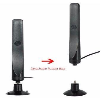ราคาล่าสุด Indoor High Gain 16dBi Digital DVB-T Freeview HD Aerial Antenna for TV