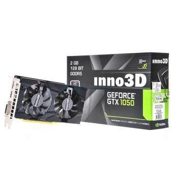 2561 inno3D Garphic Card 2GB (GDDR5) PCIe GTX1050Twin X2