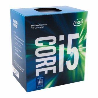 ประเทศไทย Intel Core i5-7500 Processor (6M Cache, up to 3.80 GHz)