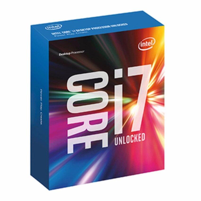 INTEL CPU Central Processing Unit INTEL 1151 CORE I7 6700K 4.0 GHz