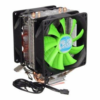 พัดลมซีพียูฮีตซิ้งก์ สำหรับ Intel LGA775 LGA1150 LGA1151 LGA1155 1156 AMD FM2 FM1AM3AM2 940 939 754