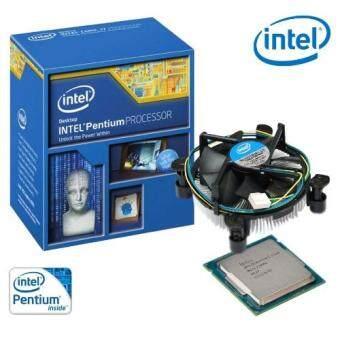 ราคา Intel Pentium G3260 (3.30GHz, 2/2, 3MB, LGA1150) Processor