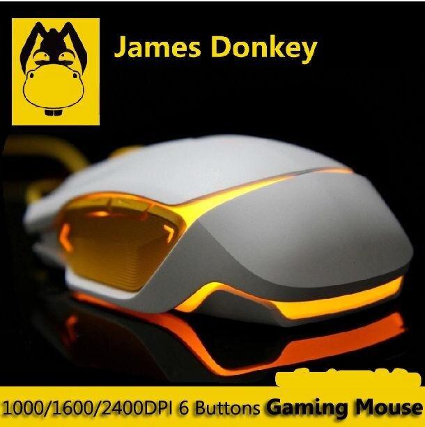 การใช้งาน  กระบี่ James Donkey LOFREE JD112 2400 จุดต่อนิ้ว 8D 6 ปุ่ม USB เมาส์สำหรับเล่นเกมส์ WOW LOL - INTL