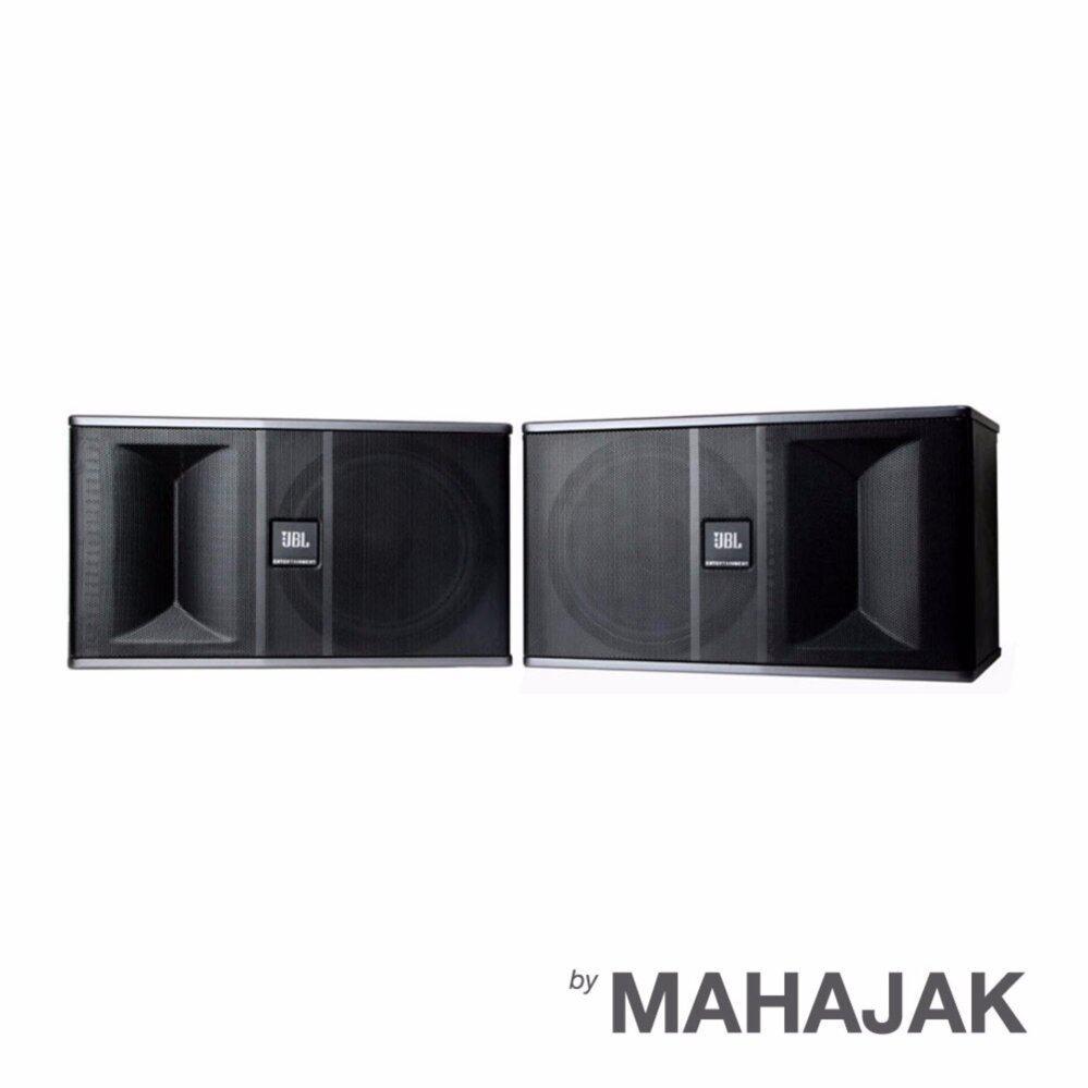ยี่ห้อนี้ดีไหม  ประจวบคีรีขันธ์ JBL Ki82 – ลำโพง Karaoke (ดำ)