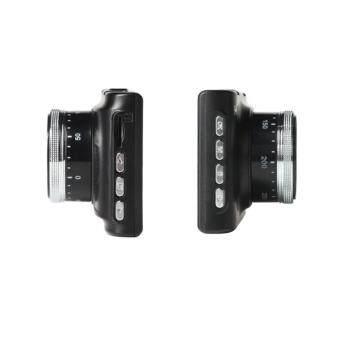 JC Gadget กล้องติดรถยนต์ รุ่น G60 WDR แพ็คคู่ (สีดำ) (image 2)