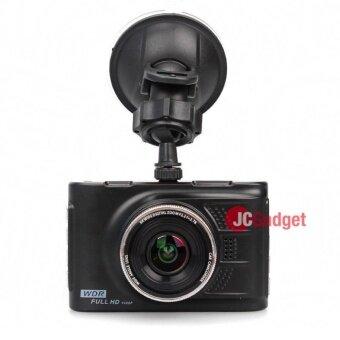 JCGADGET กล้องติดรถยนต์คมชัดทั้งกลางวัน กลางคืน รุ่น G60 WDR ( สีดำ ) (image 3)