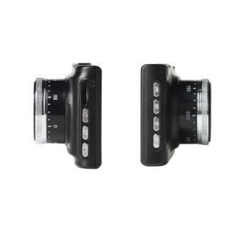 JCGADGET กล้องติดรถยนต์คมชัดทั้งกลางวัน กลางคืน รุ่น G60 WDR ( สีดำ ) (image 1)