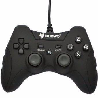 JoyStick Analog NUBWO NJ 35 Smash จอยเกม Joy สำหรับ PS3 PC ดำ · >>>>