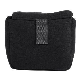 Justgogo DSLR Camera Case Shockproof Protective Bag (black)