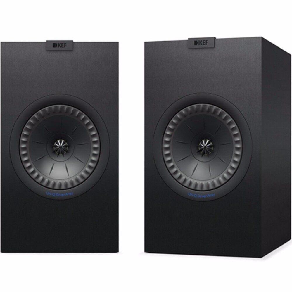 การใช้งาน  เชียงใหม่ KEF Bookshelf Speaker รุ่น Q350 Black