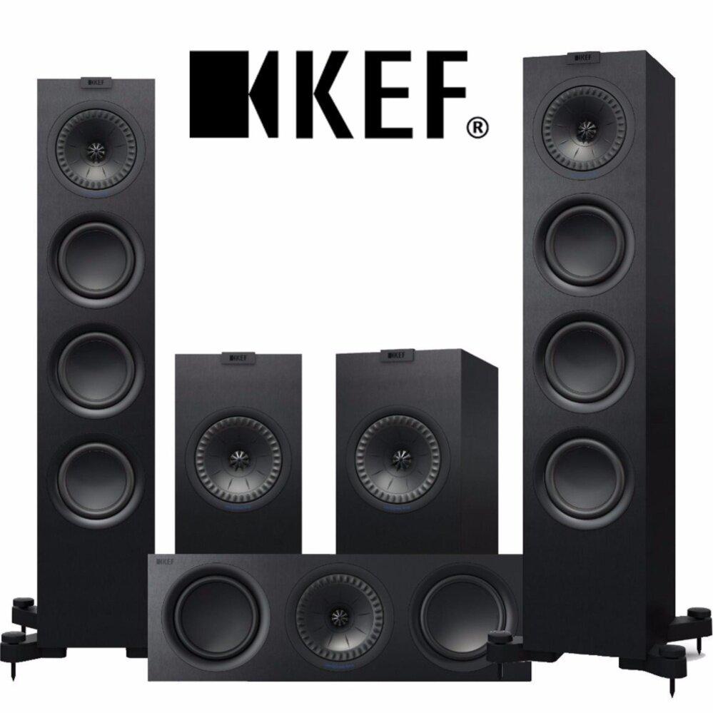 ยี่ห้อนี้ดีไหม  ชลบุรี KEF Q650c + Q150 + Q550