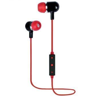 KK หูฟังบลูทูธสำหรับทำกิจกรรม (สีแดง) รุ่นBT50