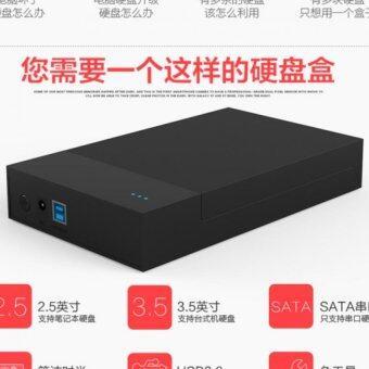 รีวิวพันทิป KS Box HDD 3.5 Hard disk drive enclosure USB 3.0 รุ่น LX36 (สีดำ)