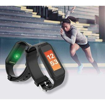 L38i Color-Fullscreen Smartband Dynamic Bluetooth Heart Rate SmartBracelet for Ios And Android - intl - 4