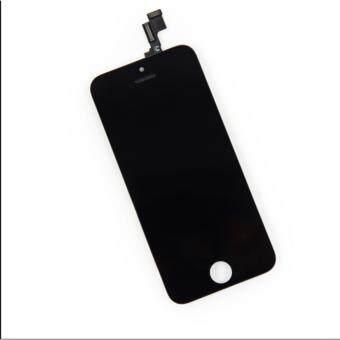อะไหล่มือถือจอแสดงผล LCD Apple Iphone 5S รุ่น MLIB199B-Black
