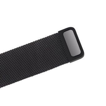 leegoal Fully Magnetic Closure Clasp Mesh Loop Milanese StainlessSteel Bracelet Strap For Apple IWatch Sport Edition 42mm - 2